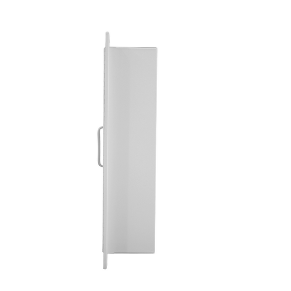 recessed_fire extinguisher cabinet 4.5kg white side