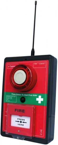 evacuation-first-aid-cygnus-wireless-alarm-system-cygnus-fire-call-point-and-first-aid-alarm