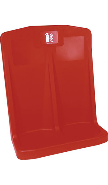 polyethylene-double-fire-extinguisher-stand