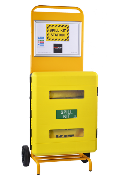 Checkpoint-Spill-Kit-Safety-Trolley-First-Responder-Station-Spill-Kit-Safety-Station-Mobile-2