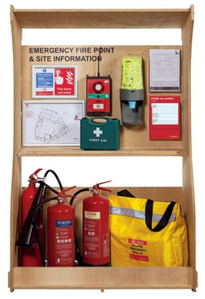 checkpoint-sitehub-safety-station-flat-packed-plywood-kit